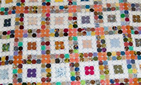 pattern for yo yo quilt yo yo quilt free quilt patterns