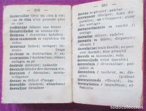 dicionario espaol palabras actiweb diccionario espa 241 ol frances 12000 palabras di comprar