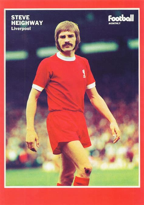 liverpool career stats  steve heighway lfchistory