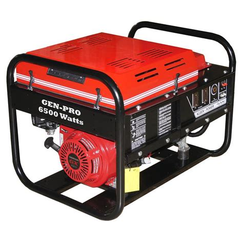 portable generator capacitor replacement gillette generator gpe65h industrial portable generator 6500watts 120volts recoil start gas