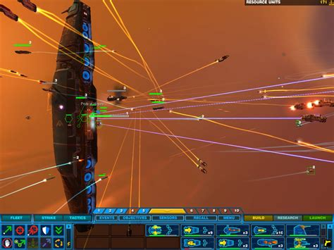can you adjust the hud size for 3440x1440 homeworld