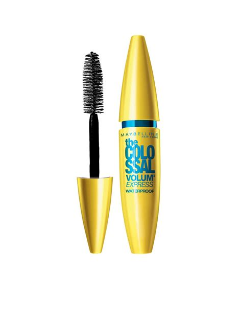 Mascara Maybelline Magnum Waterproof the droplets of product review maybelline magnum