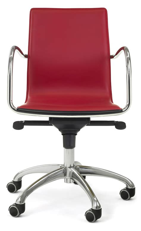 Micad Swivel Chair Low Back Wit Armrests Pellizzoni Usa Low Back Swivel Chair