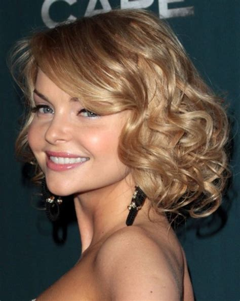 hairstyles for medium length curly medium length wavy hairstyles circletrest