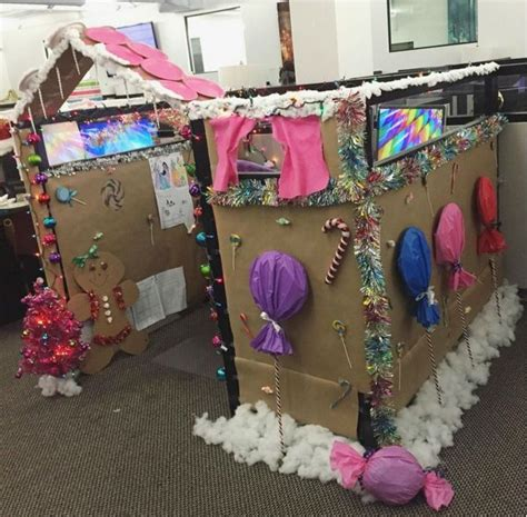 show me christmas decorations for an office best 25 cubicle decorations ideas on office decorations office