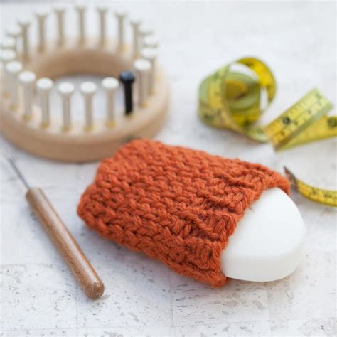 knitted soap holder pattern 25 best ideas about soap holder on soap