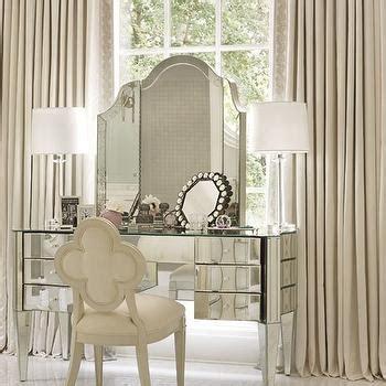 Suzanne Kasler Quatrefoil Chair by Quatrefoil Chair Traditional Bedroom Giles