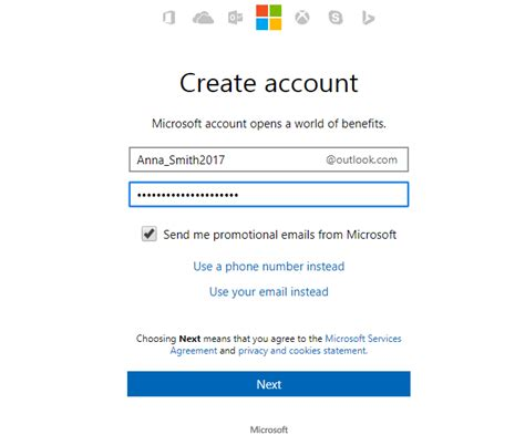 create account how to create a microsoft account technobezz