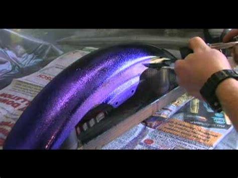 Metallic Flakes Lackieren by How To Airbrush Metal Flake