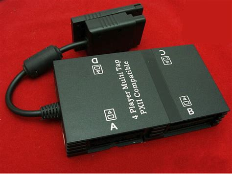 Sony Multitap Playstation 2 multi tap 4 player adapter for sony playstation 2 ps2 in other accessories from consumer