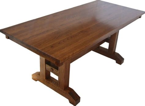 36 dining room table 80 quot x 36 quot oak trestle dining room table