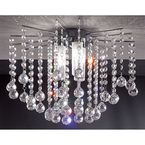 crystal lights for bathroom fl2139 3 bathroom crystal chandelier ip44