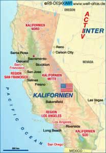 map de california map of california usa map in the atlas of the world