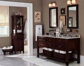 Jobs Pottery Barn Taupe Bathroom By Pottery Barn Amp Benjamin Moore For An