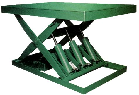 hydraulic lift table hydraulic lift table 500 50 000 lb capacity hydraulic