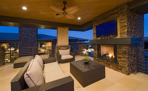 life room outdoor living outdoor living space is the new mancave turner homes