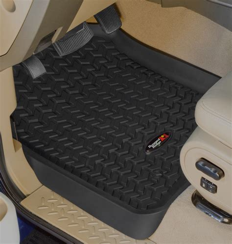 Rugged Floor by Rugged Ridge Expands Line Of All Terrain Floor Liners With New Colors And Applications