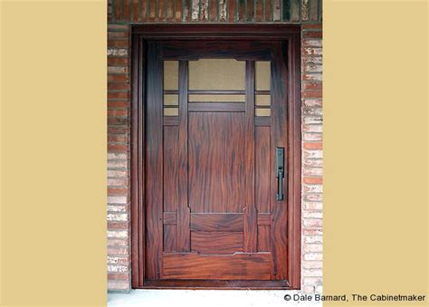 Arts And Crafts Entry Door Arts And Crafts Doors And Windows