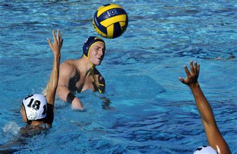 high school boys water polo righetti ag dominate play sjhs santamariatimes com