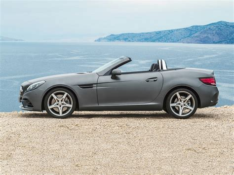 convertible cars mercedes 2017 mercedes benz slc 300 price photos reviews features