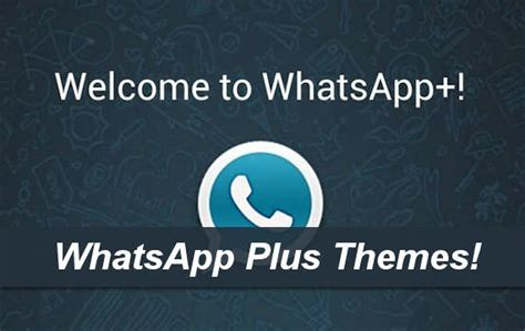 how to create themes for whatsapp plus whatsapp plus themes downloaden installieren