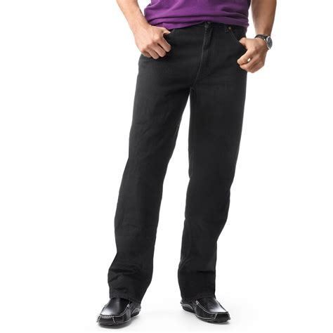 levi s 560 comfort fit jeans black upc 039307750165 levi s 560 comfort fit jeans big