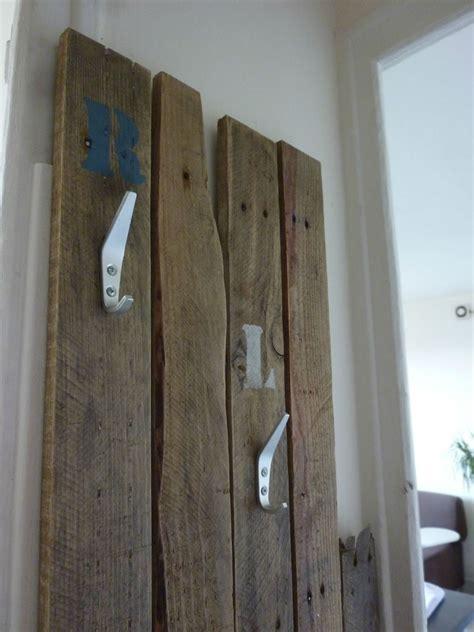 porte palette en bois de manteau roulie roula