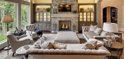 greige couch elegant great room on a budget tufted sofas greige