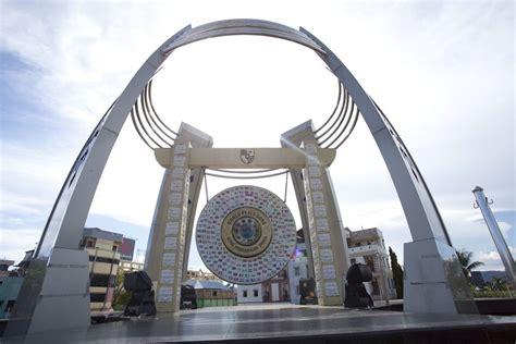 gong perdamaian dunia wikipedia bahasa indonesia