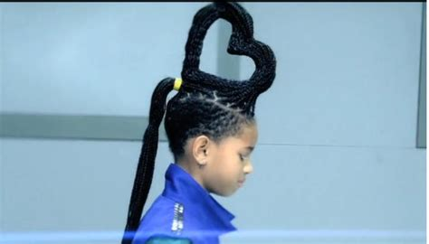 is a whip a hair style get the look willow smith s whip my hair video