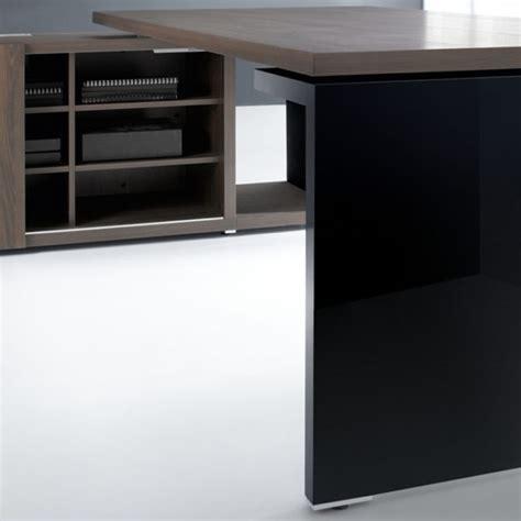 Ultra Modern White Espresso Desk Ambience Dor 233 Ultra Modern Office Desk