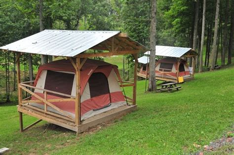 tent platform tents on platforms add a level of ease and convenience