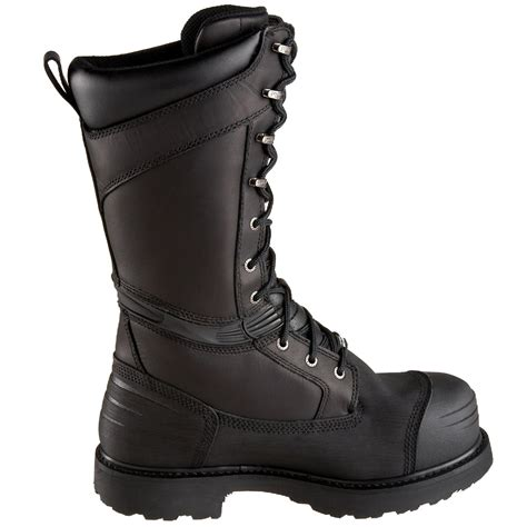 mining boots timberland pro men s 95557 mining 14 waterproof safety