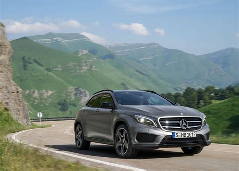 rugged car 2015 mercedes gla class sports car meets rugged road suv by mierins automotive
