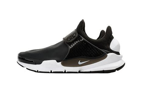 Nike Sock Dart Black White nike sock dart se black white fastsole co uk