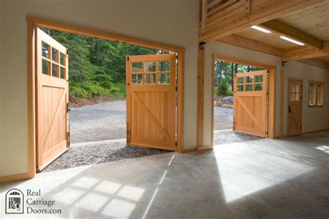 how to build swing out garage doors how to build wooden garage doors universalcouncil info