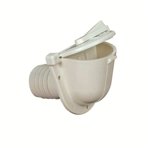 Rv Plumbing Parts And Supplies by Camco Replacement Rv Flush Mount Fresh Water Fill Spout