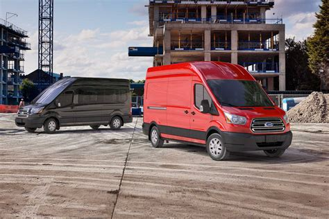 ford commercial 2017 ford 174 transit cargo passenger van rated best