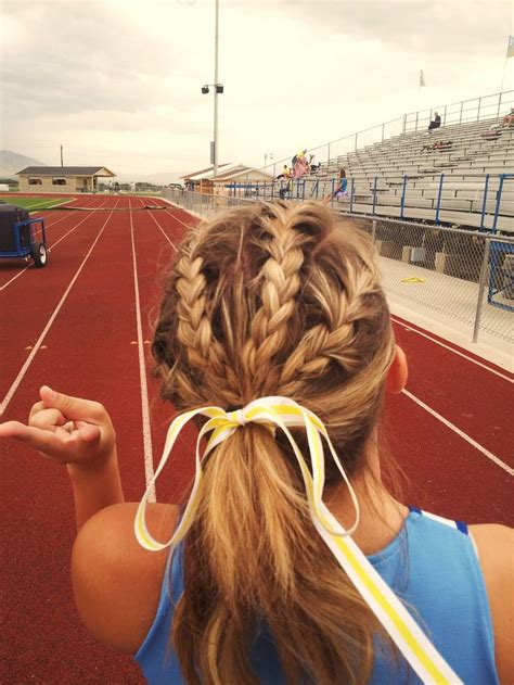 image result  girls lacrosse hairstyles sporty