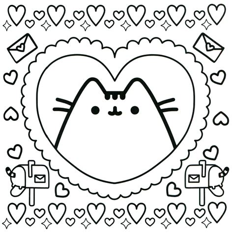 libro pizza kittens pusheen coloring book pusheen pusheen the cat pusheen colorear website