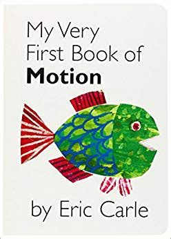 libro a first book of my very first book of motion amazon es eric carle libros en idiomas extranjeros