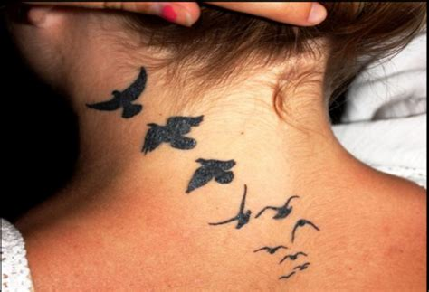 tattoo design neck female 40 neck tattoo designs for male and female