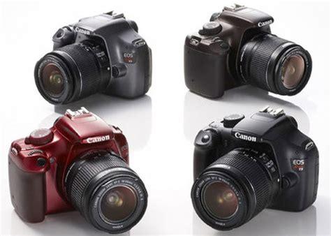 panduan memilih kamera dslr canon eos terbaik daftar harga