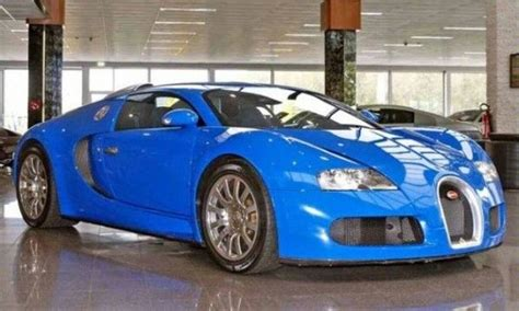 light blue bugatti veyron light blue veyron with matching mercedes atego trailer