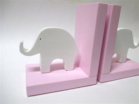 bookends for rooms wood elephant bookends childrens room decor nursery room