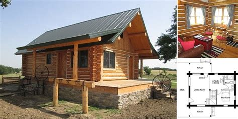 floor plans a cozy cabin for a historic ranch charming montana log cabin with floor plans cozy homes life
