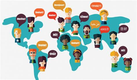 language da which languages are recognized as world languages