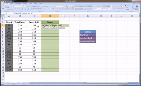 Excel Spreadsheet Formulas If Then by Excel Spreadsheet Formulas If Then Laobingkaisuo