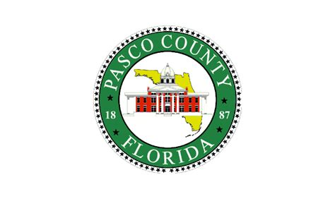 Pasco County Search File Flag Of Pasco County Florida Png Wikimedia Commons