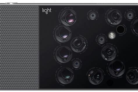 light l16 camera review here s the final design for light s insane 16 lens camera